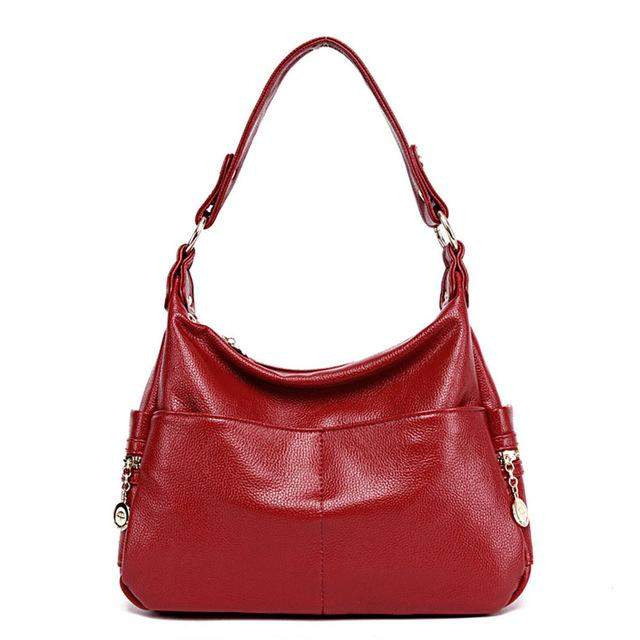 Women Handbag Lady Tote Bag Leather Shoulder Bag Quality Messager Bag Classical Designer Shoulder Bag Gifts For Her - successmall