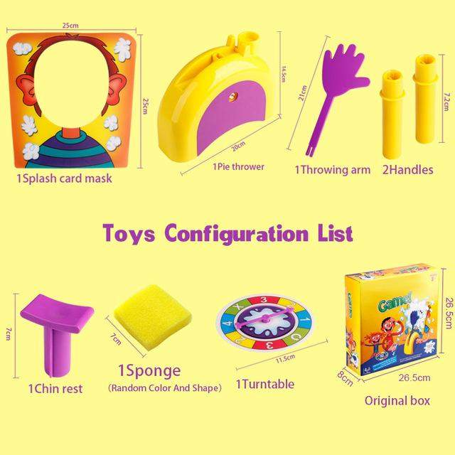 MiniTudou 2017 Shocker Fun Funny Gadgets Parent Child Games Antistress Anti Stress Toys Kids Gift - successmall