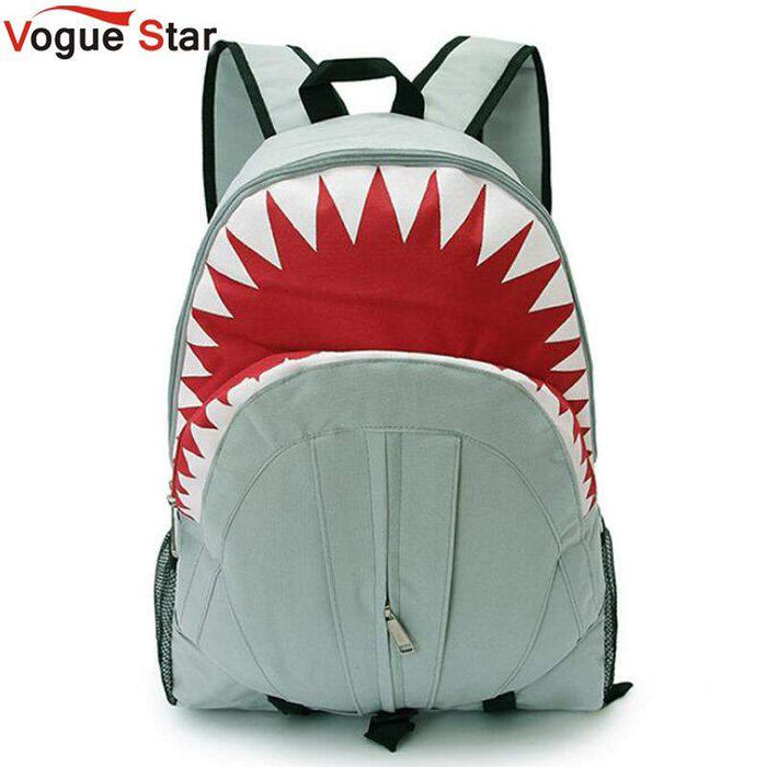 Vogue Star 2017 Free Shipping! Hot Sale Children Fashion Shark Backpack Cute Backpacks Boy's Travel Bags School Bag YA40-282 - successmall