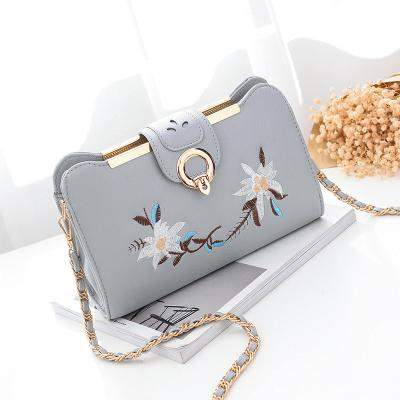 FLYING BIRDS flower women bag for Women messenger Bags girls chain designer handbag small shoulder bag summer bolsas A1120fb