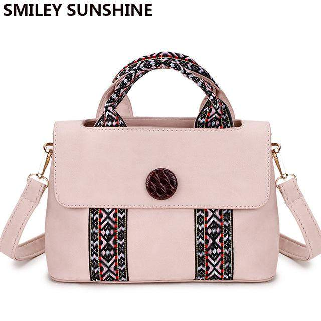 SMILEY SUNSHINE brand candy color women bags shell pink handbags ladies totes hand bags for teenager girls small messenger bags