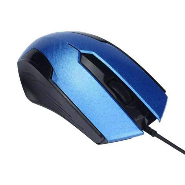 Malloom Mouse Gaming Rechargeable Wired Mouse Finger mouse Optical Positioning 1200 DPI For Computer Pc Laptop - successmall