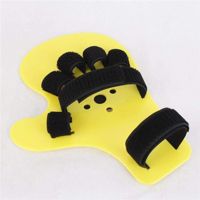 New Bending Finger Separating Plate Fixed Appliance Cerebral Stroke Hemiplegia Rehabilitation Massage Training Equipment - successmall