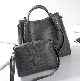 iCeinnight PU Leather Tote Bags Quality Women Handbag Ladies Luxury Brand Shoulder Bag New Fashion Female Designer Messenger Bag - successmall