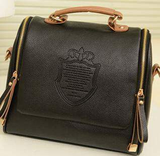 Free shipping /2015 new handbag /Crown of England / fashion handbags / laptop bag / diagonal package / retro handbags - successmall