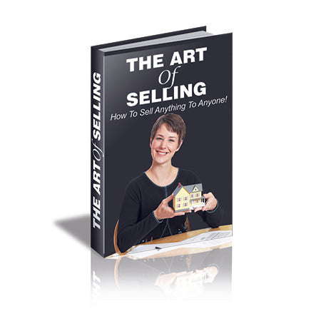 <p>Rebate Points = 1.12<br/></p>The Art of Selling - successmall