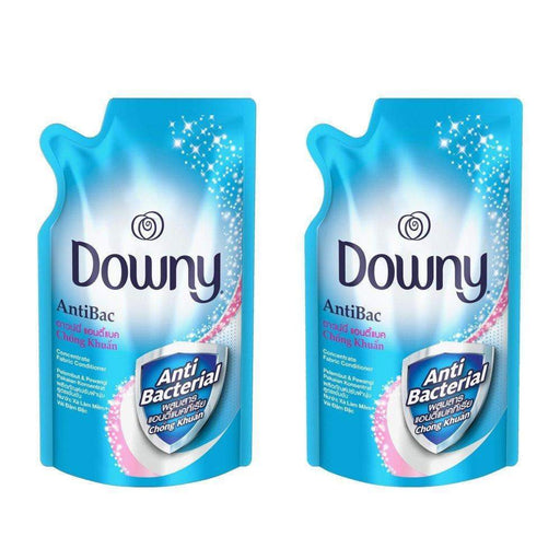 <P>Rebate Points = 0.37</p>Downy® AntiBac Concentrate Fabric Conditioner 370 ml Pack of 2