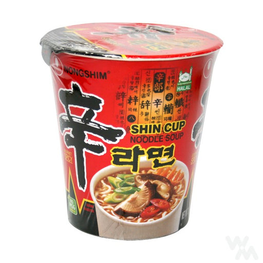 <p>Rebate Points = 0.010<br/></p>SHIN CUP GOURMET SPICY NO MSG 75G - successmall