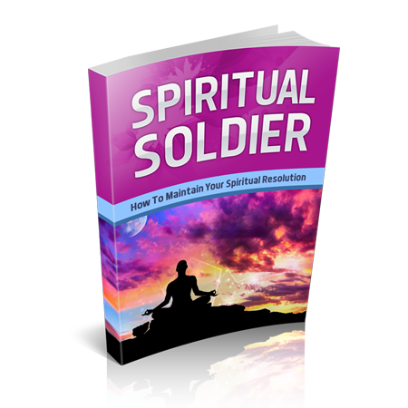 <p>Rebate Points = 5<br/></p>Spiritual Soldier - successmall