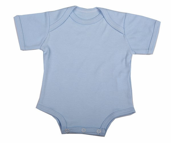Baby Blanks - Onesie Basic short sleeve (6 Pack) - Little Lumps Baby Clothing Online