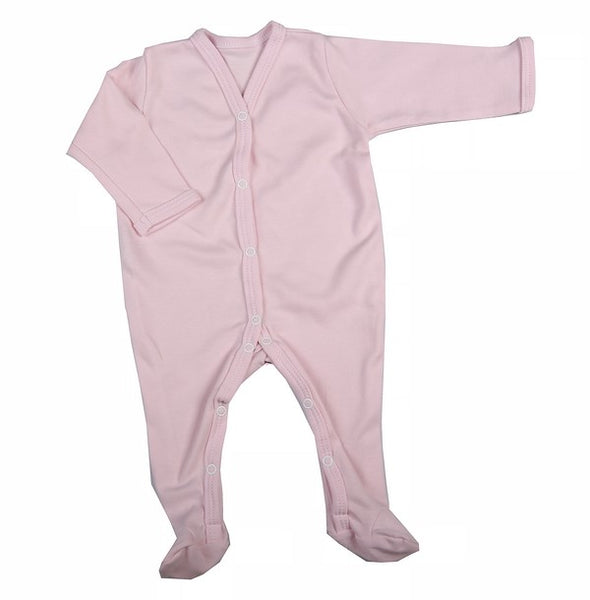 Baby Blanks - Babygro ( 6 pack) - Little Lumps Baby Clothing Online
