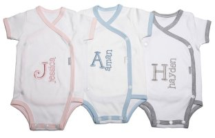 Personalised Baby Onesie - Little Lumps Baby Clothing Online