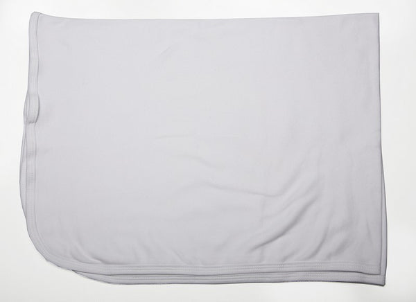 Bulk Pack Plain Coloured Soft Baby Blankets In 100% Cotton - Little Lumps