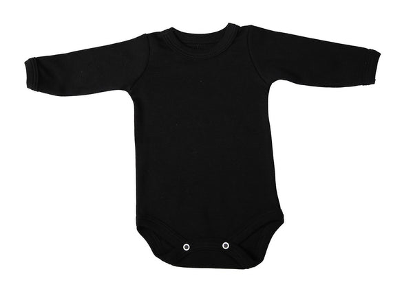 100% Cotton Mixed-Colours Baby Blank Short-Sleeved Crew Neck Onesies - Little Lumps