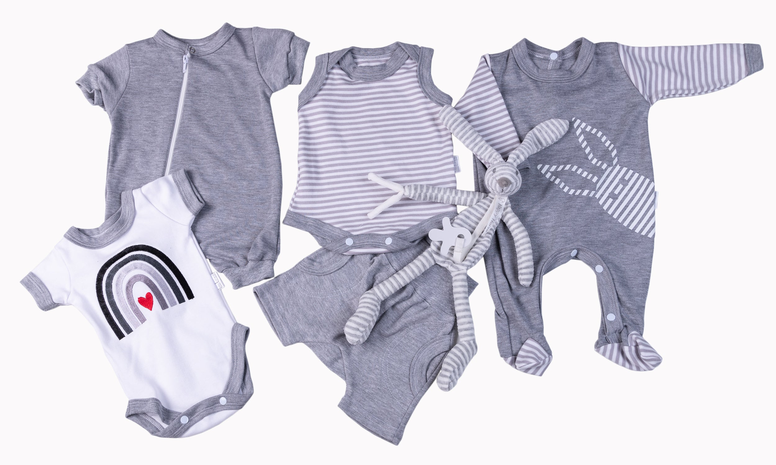 Bundle 3 :  Baby bundle of summer outfits