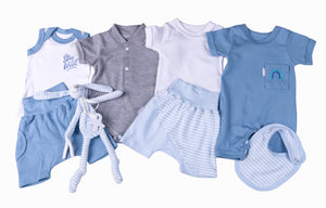 Bundle 1 : Baby bundle of boys summer outfits