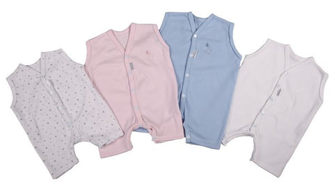 Babygro - Sleeveless - Little Lumps Baby Clothing Online
