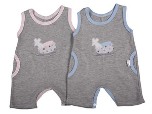 Baby Pocket Romper - Little Lumps Baby Clothing Online