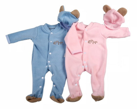 Bear Suit & Hat - Little Lumps Baby Clothing Online