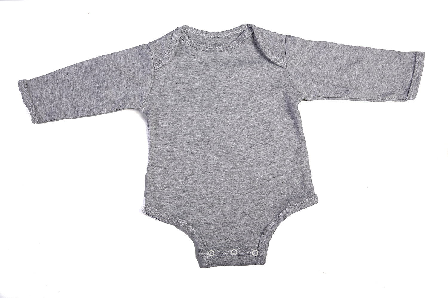 Blank Long-Sleeved Baby Onesies Available To Buy In Bulk – Little Lumps