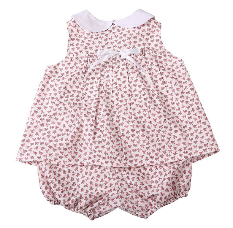 Baby Collared Dress + Panties - Little Lumps Baby Clothing Online