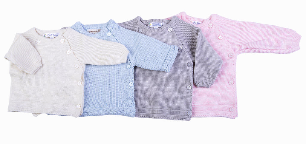 Crossover  Baby Jersey - Little Lumps