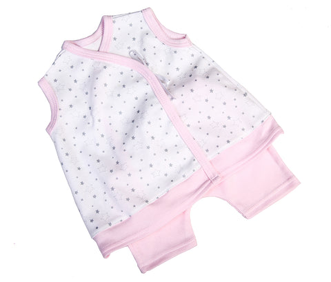 Crossover baby Dress & Shorts - Little Lumps Baby Clothing Online