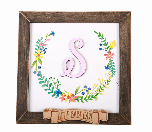Little Babe Cave Sign - Little Lumps Baby Clothing Online