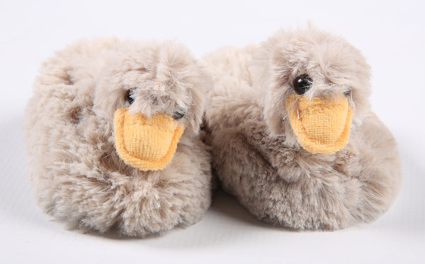 Baby Slippers - Ducks - Little Lumps