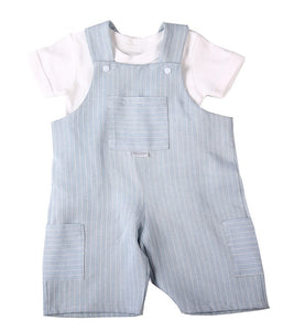 Dungarees & T-Shirt - Little Lumps Baby Clothing Online