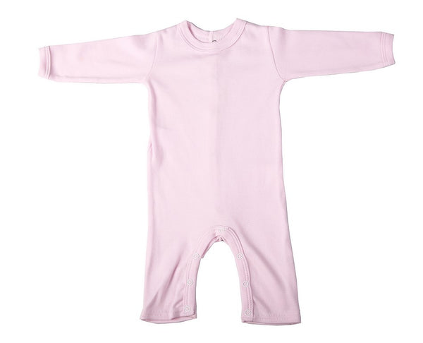 Blank Footless Babygro (6-Pack) - Little Lumps Baby Clothing Online