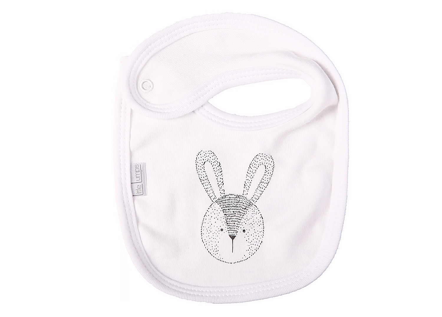 Baby printed Bibs - Little Lumps