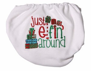 Christmas Baby Diaper Cover - Little Lumps