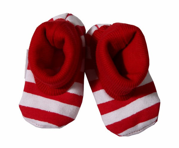 Baby Stripey Shoes - Little Lumps