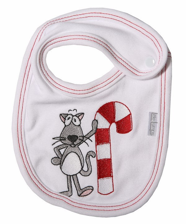Christmas Baby Bib - Little Lumps