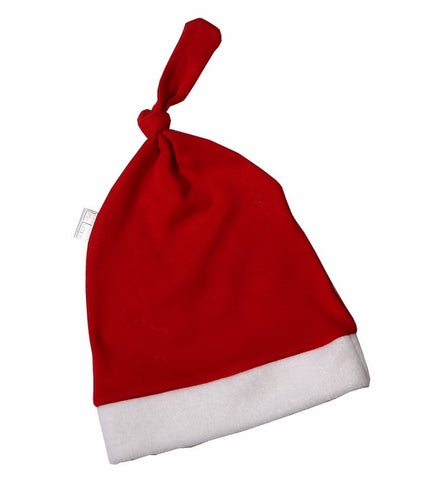 Christmas Baby Hat with knot - Little Lumps Baby Clothing Online
