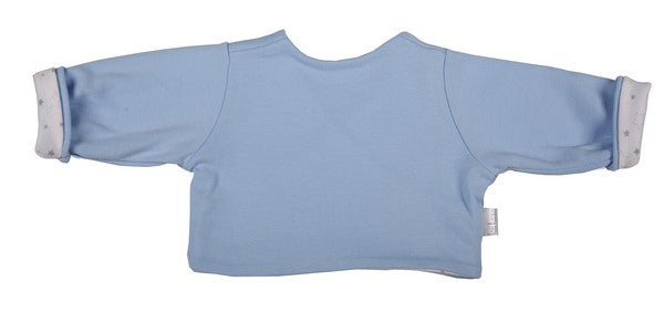 Reversible Crossover Baby Jacket - Little Lumps Baby Clothing Online