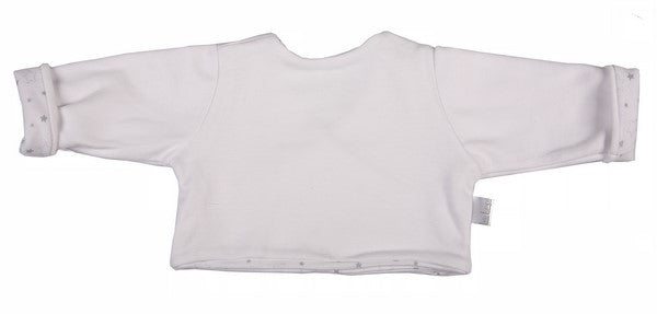 Reversible Crossover Baby Jacket - Little Lumps