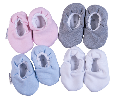Baby Shoes - Kimono - Little Lumps