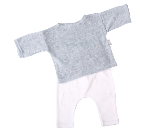 Knitted loose Top & Skipants Set - Little Lumps Baby Clothing Online