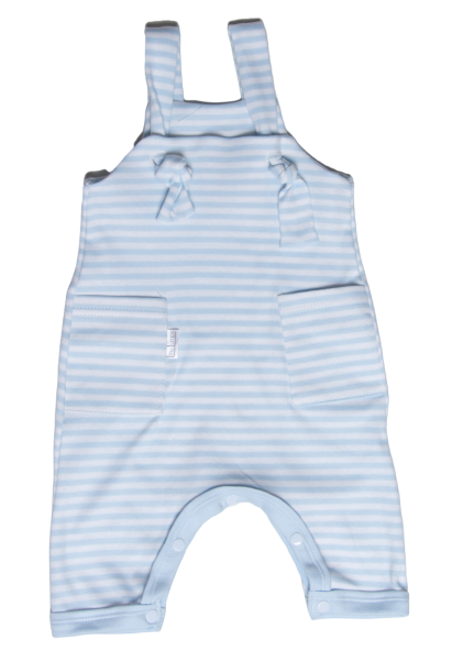 Knotted Baby Dungarees