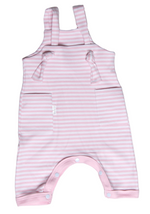 Load image into Gallery viewer, Knotted Baby Dungarees