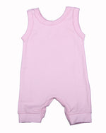Load image into Gallery viewer, 100% 2-Pack Cotton Blank Sleeveless Baby Rompers In Mixed Colours - Little Lumps