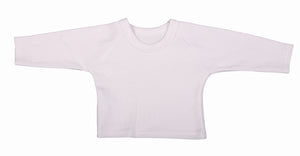 Blank Raglan-Sleeved Baby T-Shirts 2-Pack Mixed Colours - Little Lumps