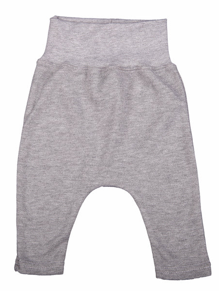 6-Pack Baby Leggings In Blank Colours 100% Cotton - Little Lumps