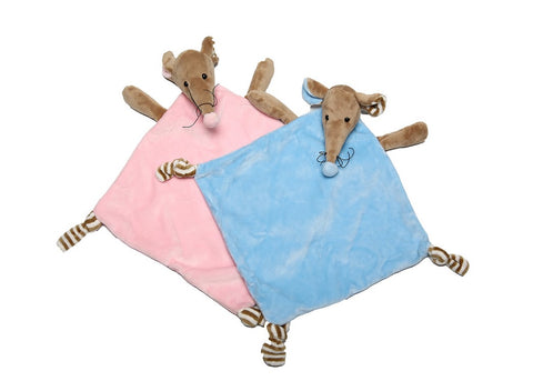 Baby Blankie - Mouse - Little Lumps