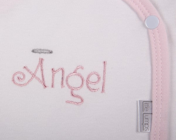 Angel Wings Onesie - Little Lumps Baby Clothing Online