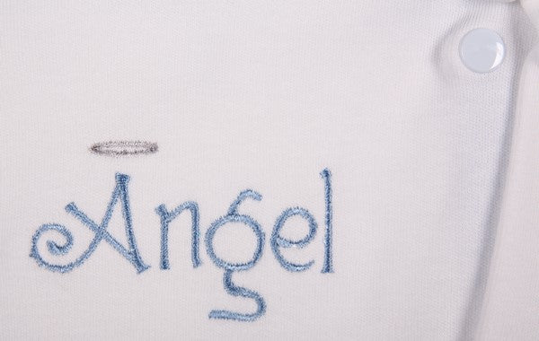 Angel Wings Onesie - Little Lumps