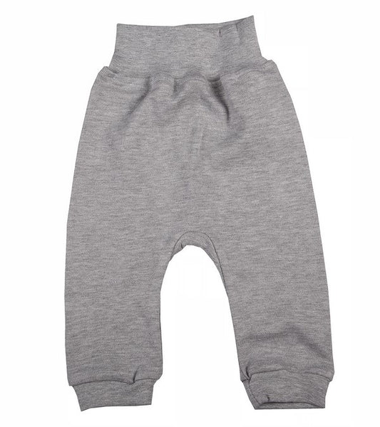 High Quality Grey Baby Sweatpants - Little Lumps