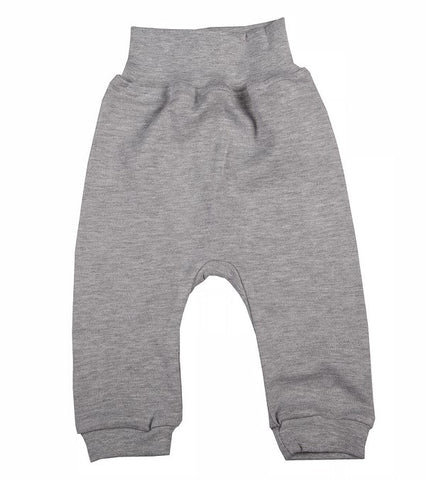 High Quality Grey Baby Sweatpants - Little Lumps Baby Clothing Online